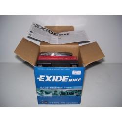 Akumulator motocyklowy EXIDE YTX7L-BS