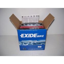 Akumulator motocyklowy EXIDE ET12B-BS