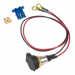 Gniazdo zapalniczki małe DIN ISO 4165 BAAS