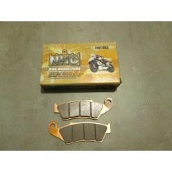 Klocki hamulcowe NHC H1054 CU1 (FA185)