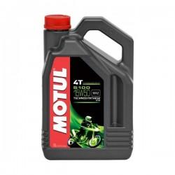 Olej silnikowy Motul 5100 MA2 15W50 4 L