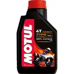 Olej silnikowy Motul 7100 MA2 100% SYNTHETIC 10W40 1 L