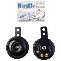 Uniwersalny sygnał dźwiękowy OXFORD HORN 12V 100db