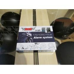 Alarm motocyklowy SYRENA + LEKTOR
