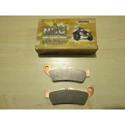 Klocki hamulcowe NHC O7031 AK-150 (FA181)