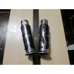 Manetki calowe metalowe DRAG