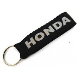 Zawieszka do kluczy Honda czarna
