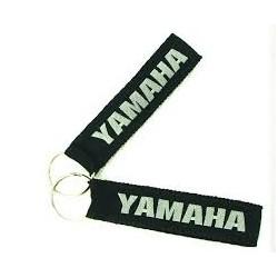 Zawieszka do kluczy Yamaha czarna
