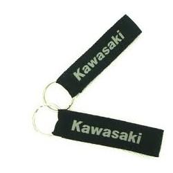 Zawieszka do kluczy Kawasaki czarna