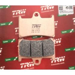 Klocki hamulcowe TRW MCB611SV (FA252/FA380)