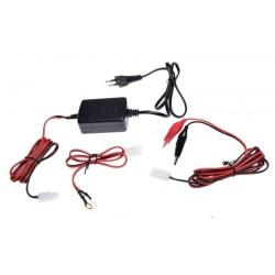 Ładowarka Do Akumulatorów Motocyklowych 4-7 Ah WM TYP 3P10-A1015