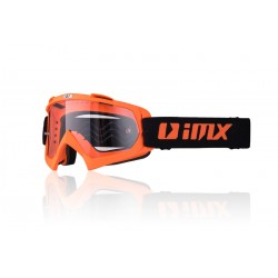 Gogle motocyklowe offroad IMX MUD Orange