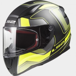 Kask LS2 FF353 RAPID Carrera Black/Yellow