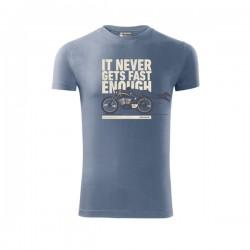 Koszulka SHIMA NEVER Blue