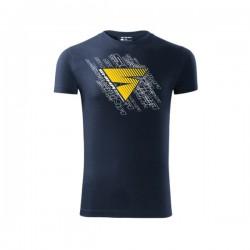 Koszulka SHIMA STRIPES Black