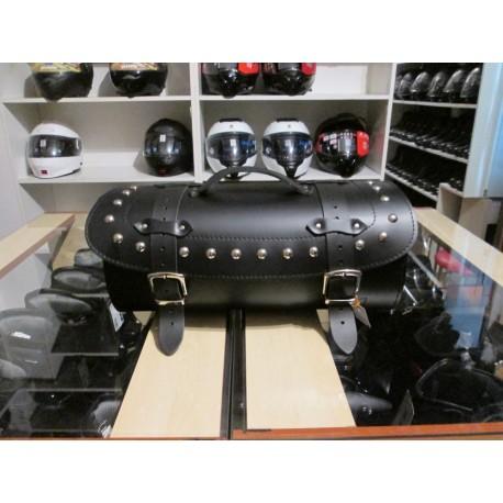 Kufer skórzany ćwieki Sako K27B 12L