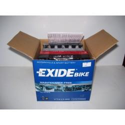 Akumulator motocyklowy Exide YTX12-BS