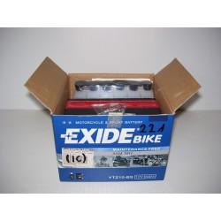 Akumulator motocyklowy EXIDE YTZ10S-BS