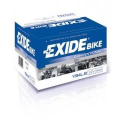 Akumulator motocyklowy EXIDE YB4L-B