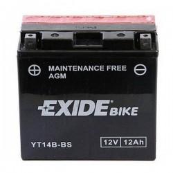 Akumulator motocyklowy EXIDE YT14B-BS