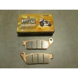 Klocki hamulcowe NHC H1045 CU1 (FA142/FA196/FA226)