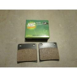Klocki hamulcowe NHC S3043 AK-150 (FA146)