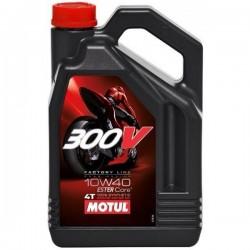 Olej silnikowy Motul 300V ESTER Core® 10W40 4 L