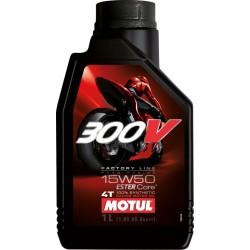 Olej silnikowy Motul 300V ESTER Core® 15W50 1 L