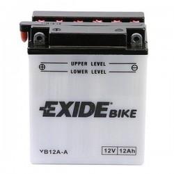 Akumulator motocyklowy EXIDE YB12A-A