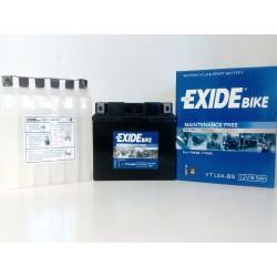 Akumulator motocyklowy EXIDE YT12A-BS/ET12A-BS