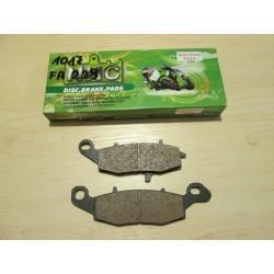 Klocki hamulcowe NHC K5037 AK-150 (FA229)