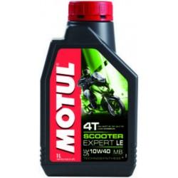 Olej silnikowy Motul SCOOTER EXPERT 4T SEMI 10W40 1 L