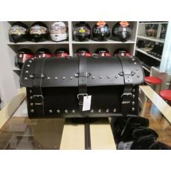 Kufer skórzany ćwieki Sako K18B 48L