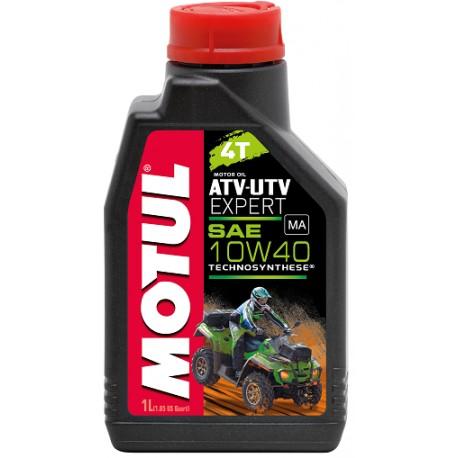 Olej silnikowy Motul ATV-UTV EXPERT 4T SEMI 10W40 1 L