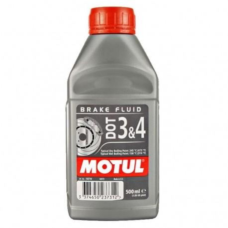 Płyn hamulcowy Motul DOT 3&4 0,5 L