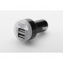 Adapter gniazda zapalniczki 12V USB podwójny SW MOTECH