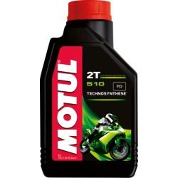 Olej silnikowy Motul 510 2T SEMI 1 L
