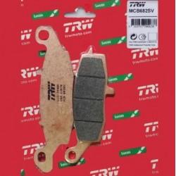 Klocki hamulcowe TRW MCB682SV (FA229)