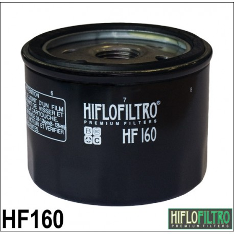 Filtr oleju HifloFiltro HF 160