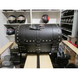 Kufer skórzany ćwieki Sako K17B 39L
