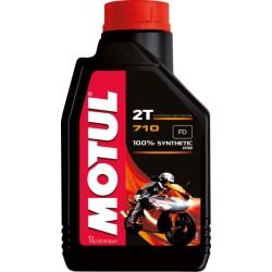 Olej silnikowy Motul 710 2T SYNTETIC 1 L