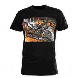 Koszulka SECA BRIDGE BLACK