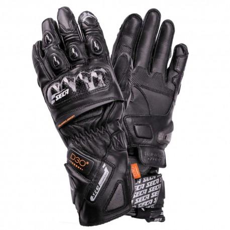 Rękawice SECA TRACKDAY BLACK