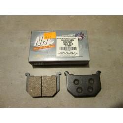 Klocki hamulcowe NHC S3015 AK-150 (FA51)