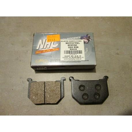 Klocki hamulcowe NHC S3015 (FA51)