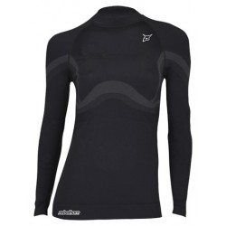 Koszulka termoaktywna damska dł. rękaw REBELHORN Active Lady (jesień)