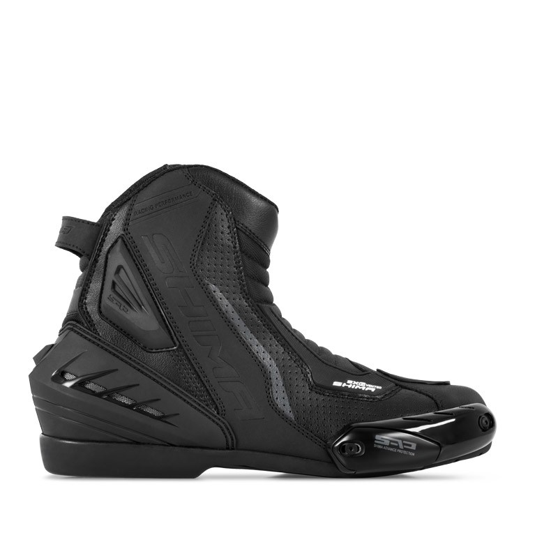284d9a4c6afd2 Buty Shima SX-6 Black - INTERNETOWY SKLEP MOTOCYKLOWY MOTOOZGA
