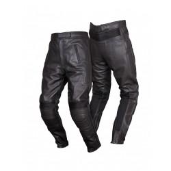 Spodnie skórzane L&J SSM005 Black