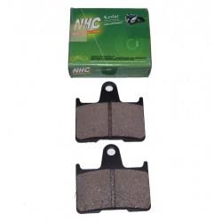 Klocki hamulcowe NHC K5039 AK-150 (FA254)