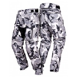 Spodnie tekstylne L&J STM017 Camo